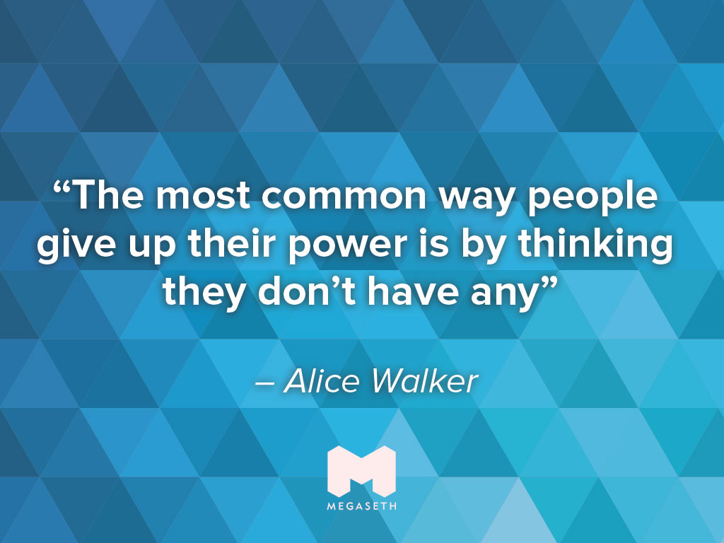 Quote of the Day – Alice Walker